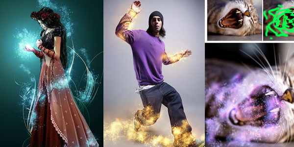 Magic-Dust-Photoshop-Action