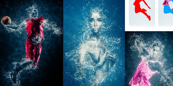 Water-Photoshop-Action