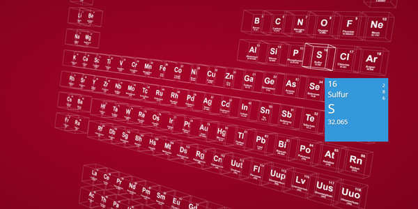 3d-periodic-table