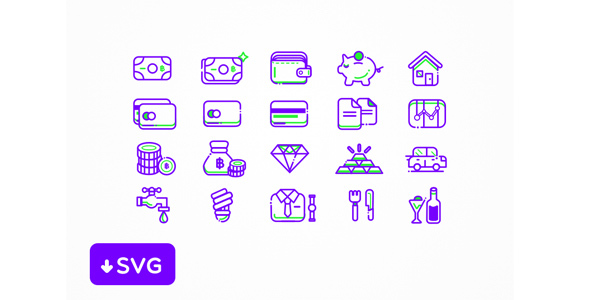 Freebies-Finance-Icons-Set