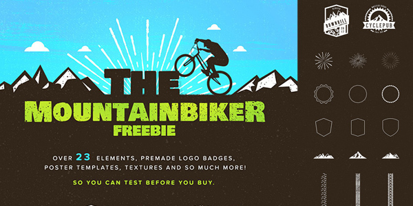 the-mountainbiker-freebie