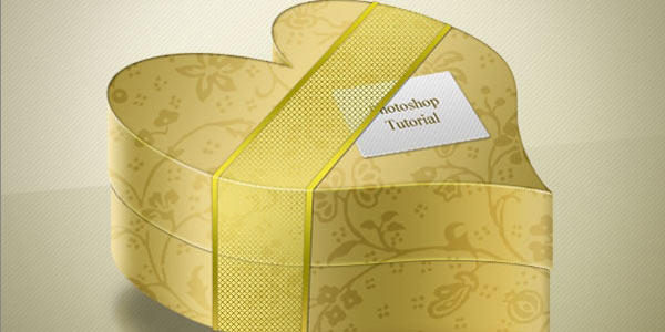 http://psd.tutsplus.com/tutorials/icon-design/create-a-golden-heart-shaped-box/
