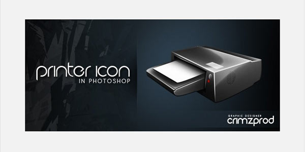 http://photoshoptutorials.ws/photoshop-tutorials/drawing/how-to-create-a-beautiful-printer-icon-in-photoshop.html