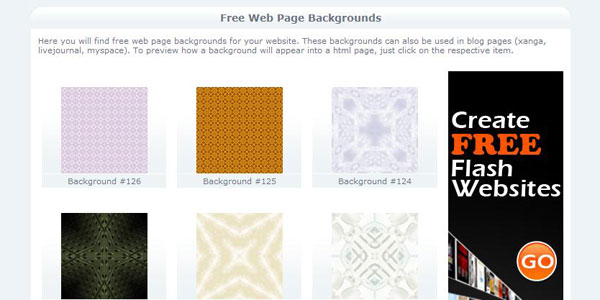web-backgrounds