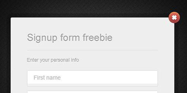 simple-modal-sign-up-form