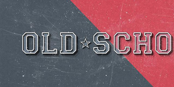 old-school-retro-psd-text