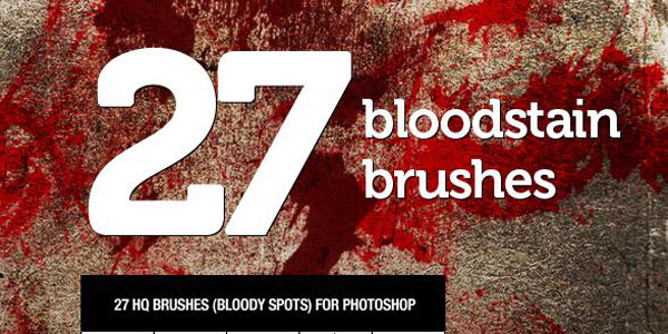 Bloodstain-Brushes
