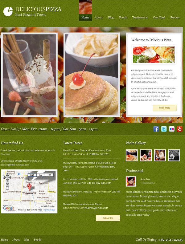 restaurant-wordpress