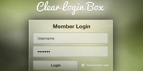 clear-login-window-template