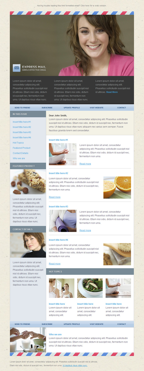 express-mail-newsletter-template-5-theme