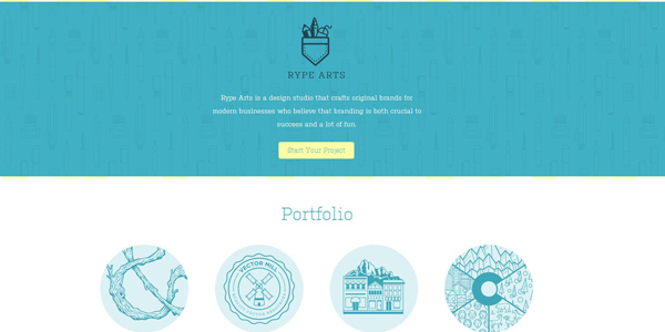 webdesign tendance aout rypearts