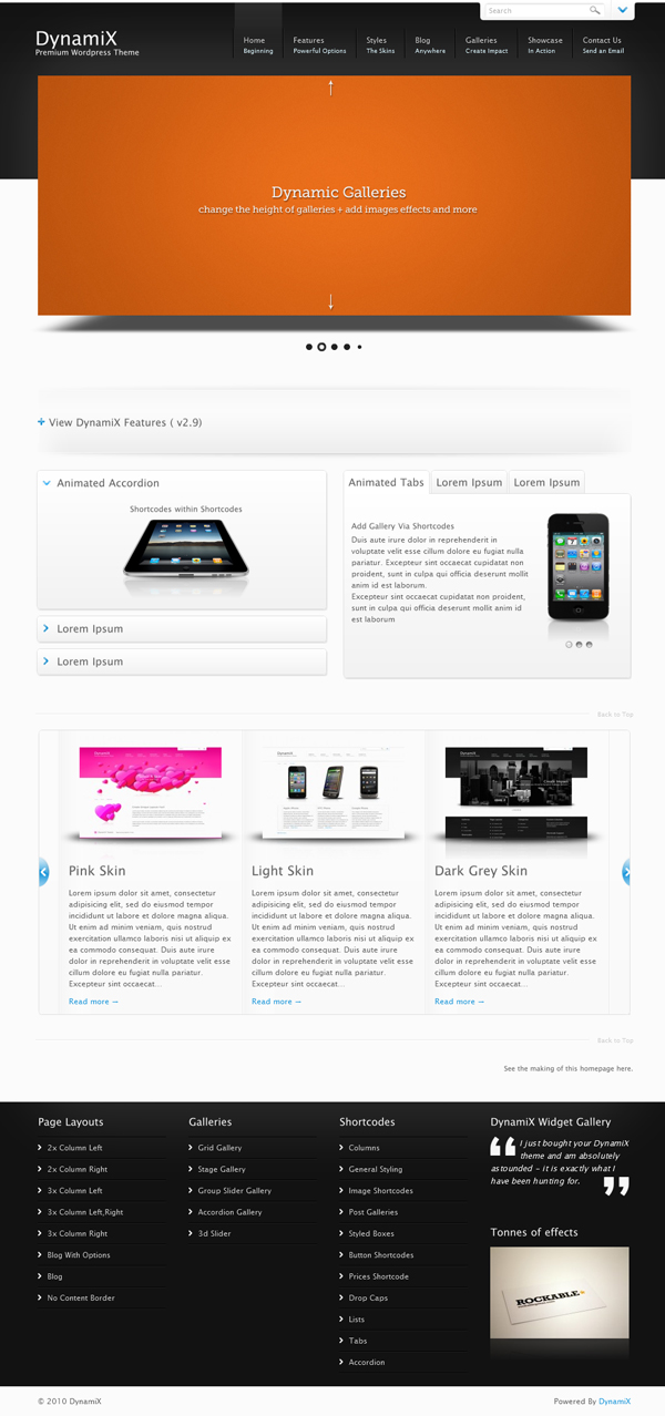 dynamix-premium-wordpress-theme