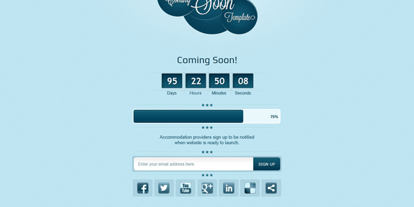 gila-responsive-coming-soon-template
