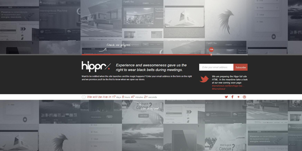 hippr-responsive-coming-soon-page