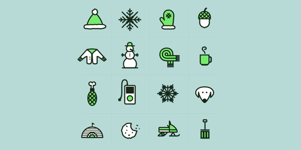 winter-icons