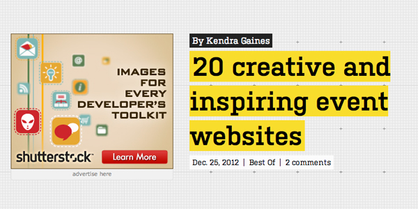 inspiring-event-websites