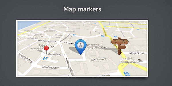 Map Makers psd