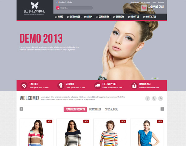 leo-dress-store-prestashop-theme