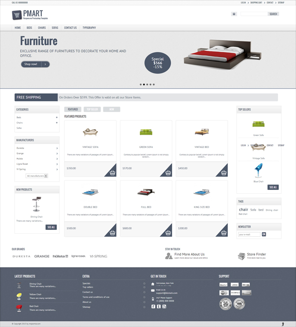 pmart-responsive-and-clean-ecommerce-theme