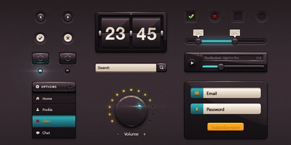 45-fresh-web-and-mobile-ui-kits