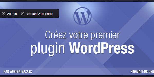 creez-votre-premier-plugin-wordpress-wordpress