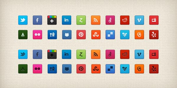 Purty-Social-Icons