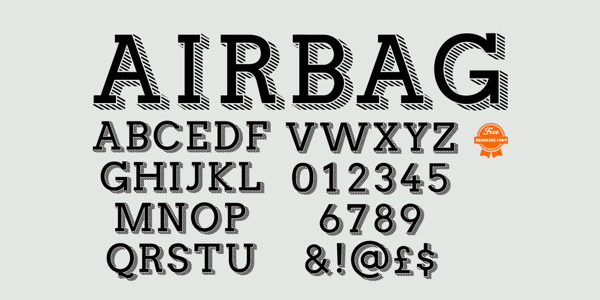Airbag-Typeface-and-Free-Font-by-Simon-Stratford