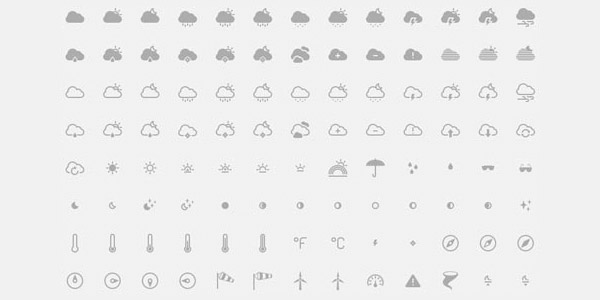 ressources-104-icones-de-meteo-grey-color