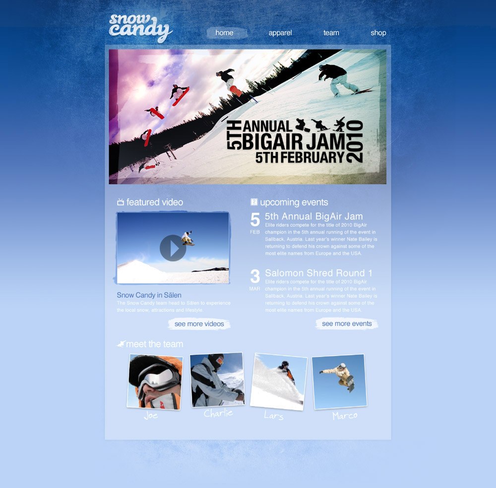 create-a-gnarly-snowboarding-themed-web-design