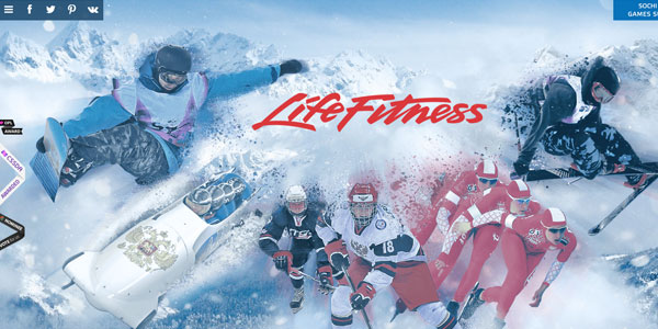 life fitness russia