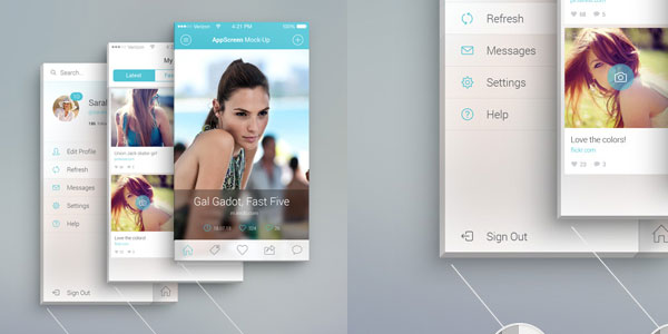 app-screen-front-view-mock-up