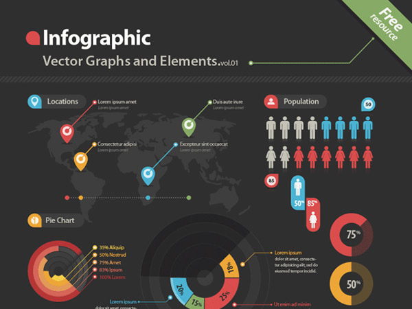 free-download-infographic-vector-kit