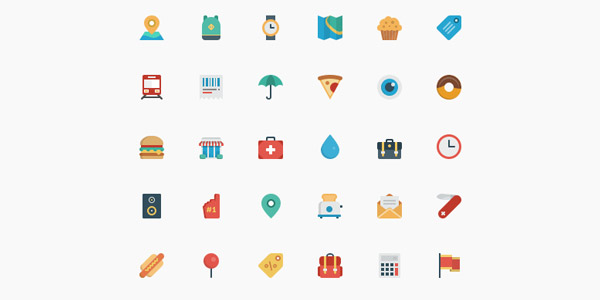 freebie-smallicons-icon-set