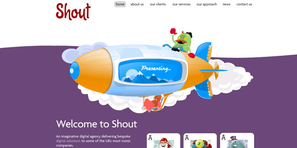 An Imaginative Digital Agency | Shout Digital