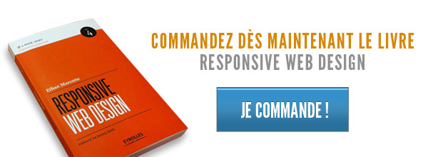 Commandez Responsive Web Design