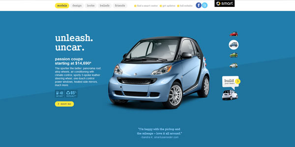 smart usa web site