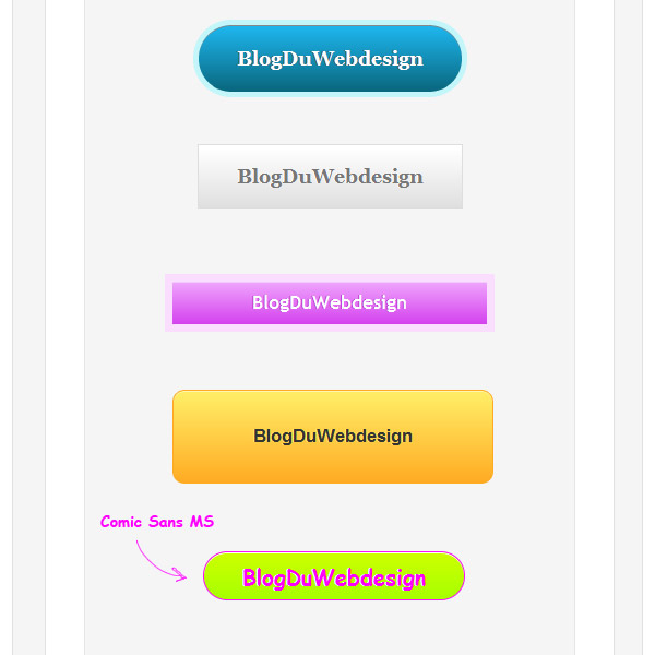 exemple CSS3-button