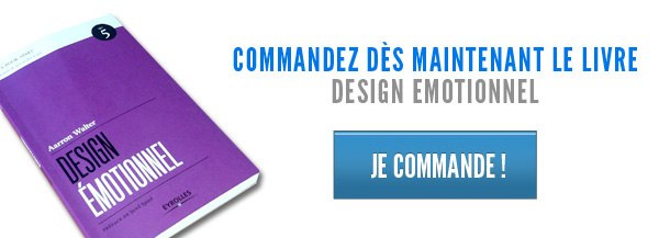 Commandez Design emotionnel