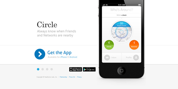 discover circle