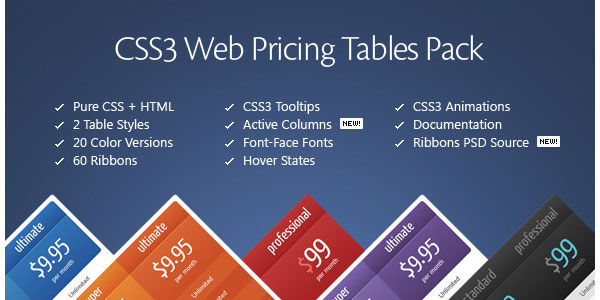 css3-web-pricing-tables-pack-grids