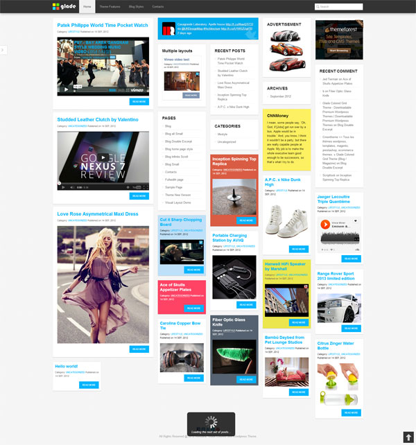 glade-colored-grid-theme