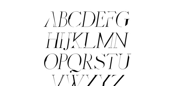 Distorted-Fashion-Free-Font