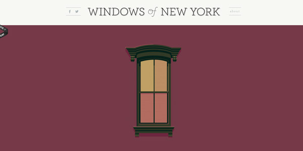 windows of newyork